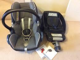 maxi cosi cabriofix car seat with easyfix basein portishead bristol maxi cosi cabriofix car