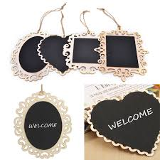 decorative chalkboards for various functions. 1PC Message Board Wooden Blackboard On Place For Wedding Party Decorations Chalkboards Vintage Hanging Wood Mini Blackboard-in From Office Decorative Various Functions S