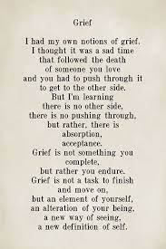 Grief by Gwen Flowers I had my own... - Seasons Funerals | Facebook