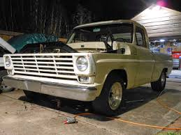 1967 Ford F100: Pickup Truck Song
