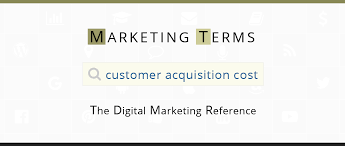 customer acquisition cost what is customer acquisition cost definition explanation
