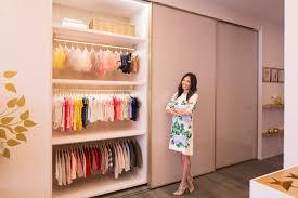 lisa adams of la closet design