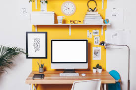 colors for a home office. With Summer Waning, We Tend To Turn Our Attention Back The Interior Of  Homes. Whether Or Not Have Children Going School, This Is Also Colors For A Home Office