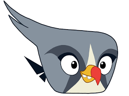 Silver by BrunoMilan13 on DeviantArt   Angry birds characters, Angry birds,  Bird silver