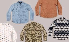 Pattern Shirts Inspiration Men's Pattern Shirts