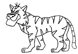 Small Picture Trend Jungle Animals Coloring Pages 39 For Your Free Colouring