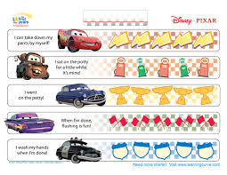 Potty Training Charts Pdf Cars Potty Training Chart Potty Training Concepts