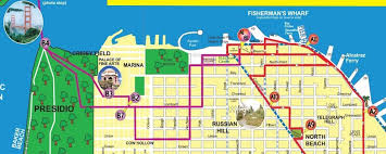 which san francisco bus tour is best? Map Bus Route San Francisco Map Bus Route San Francisco #21 san francisco muni bus route map