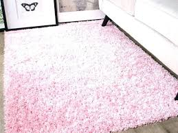 pink fur rugs baby rug for nursery rugby jersey pk girl luxury decor best deco
