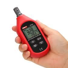 <b>UNI T UT333</b> мини цифровой измеритель температуры и ...
