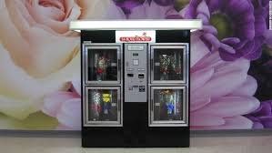 Floral Vending Machine Adorable Vending Machines For All Your Needs CNN