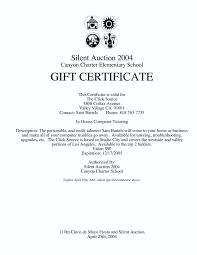 images free business gift certificate template voucher babysitting