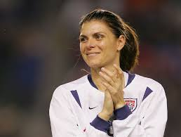Mia Hamm: A pioneer for female sporting empowerment who inspired a ...