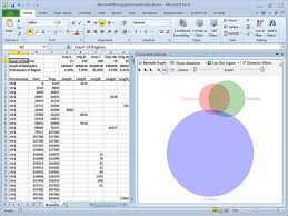 Venn Diagram Generator Excel Real World Venn Diagrams Passys World Of Mathematics
