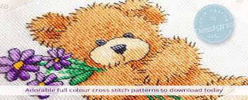 Shop Cross Stitch Pattern Downloads Lucie Heaton Cross