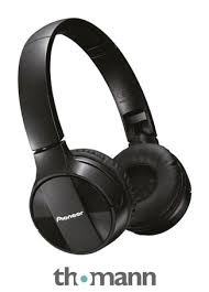 <b>Pioneer SE</b>-<b>MJ553BT</b>-K <b>Black</b> – Thomann Elláda
