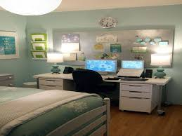 Bedroom: Bedroom Office Ideas Awesome 25 Best Ideas About Bedroom Office Bo  On Pinterest Spare