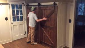 sliding barn doors. Barn Doors Floor Guide Sliding
