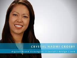 Crystal Naomi Crosby Resume > digital branding - social media - marke…