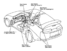 body electrical system of toyota supra 95 toyota supra body electrical system