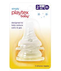 Baby Bottle Nipples Bpa Free Nipples