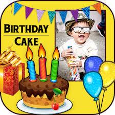 Birthday Cake Frames Happy Birthday Photo Editor 30 Apk