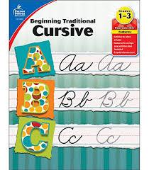 Online Cursive Chart Beginning Traditional Cursive Grades 1 3 Learning Spot