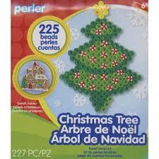 How To Make 3d Hama Bead Christmas Tree Designs PandahallcomPerler Beads Christmas Tree