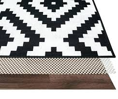 thick rug pad thick rug pad carpet flooring thickness natural rubber for hard floors vinyl non slip under pads thick rug pad 5 x 8
