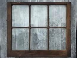 decorating old wooden window frames uk