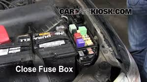 replace a fuse 1997 2001 toyota camry 1999 toyota camry le 2 2l 1998 toyota camry fuse box diagram at 1997 Toyota Camry Fuse Box