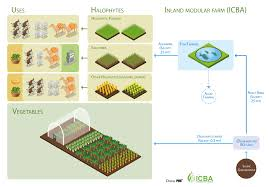 Algae Farm Design Inland And Coastal Modular Farms For Climate Change