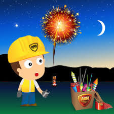 fire works safety firework safety aah fireworks
