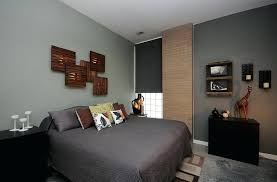 bedroom furniture interior fascinating wall. Masculine Bedroom Decor View In Gallery Fascinating Wall Art Above The Bed Using Flooring Tiles And Furniture Interior