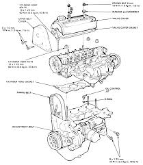 Wiring harness diagram is a 1993 honda del images gallery repair guides engine mechanical cylinder head rh