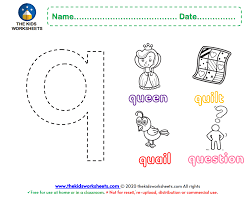 Jolly phonics teacher's book pdf free download. Lower Case Q Color Worksheets The Kids Worksheets