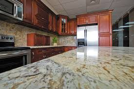 this family run business offers various types of countertops but specializes in granite priding itself on the one of a kind features a granite countertop