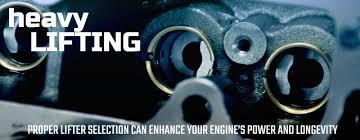 Tech: Racing <b>Lifters</b> - Trends in Keyways, Tie-Bars & Technology