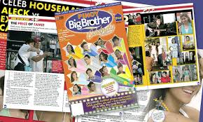 One of my favourite, i have it. Pinoy Big Brother Magazine By Dinuguan On Deviantart