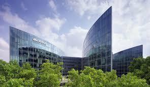 microsoft office building. Microsoft European Headquarters Office Building F
