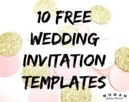 downloadable wedding invitations good free downloadable wedding invitations and free wedding