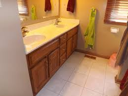 here are some pictures of the cabinets once entire process was over with voila bathroom cabinet remodel25 remodel