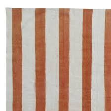 vintage dhurrie rug with stripes at 1stdibs indian dhurrie rugs uk