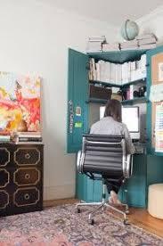 Colored corner desk armoire Ideas Colored Corner Desk Armoire Pinterest 5jordan Organization Pinterest Home Bedroom Office And Home
