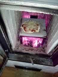 Pizzastein Kachelofen