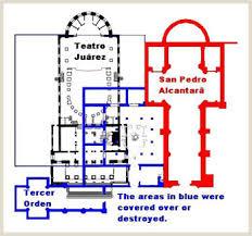 Mission San Diego De Alcala Floor Plan
