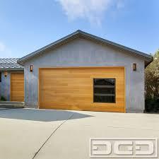 Costa Mesa, CA Modern Garage Doors Custom Designed & Manufactured ...