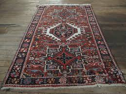 Red Rugs For Kitchen Vintage Red Persian 2x4 Area Rug Kitchen Rug Bathroom Rug Sf Rugs