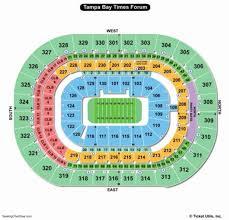 Valid Amalie Stadium Seating Chart Amalie Arena Seating