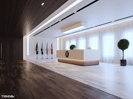 office reception decor. Stylish Office Reception Desk 8861 Our Design Proposal For Governmental Entity And Display Decor - X :
